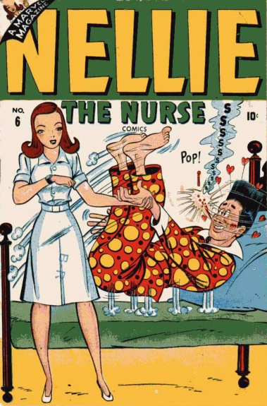 Nellie the Nurse 6 Cover Image