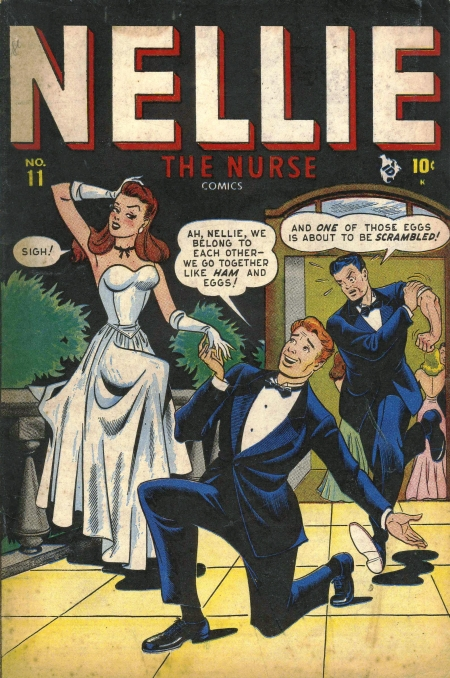 Nellie the Nurse 11 Cover Image