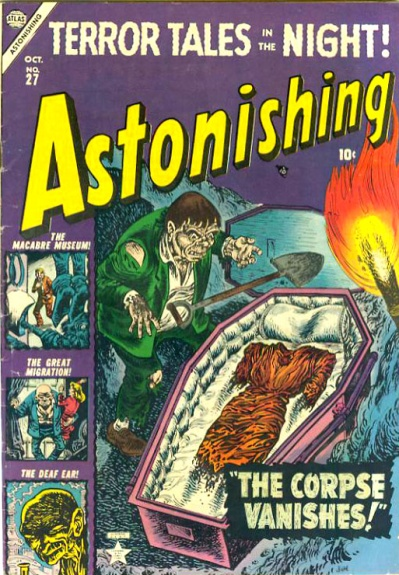 Astonishing 27 Cover Image