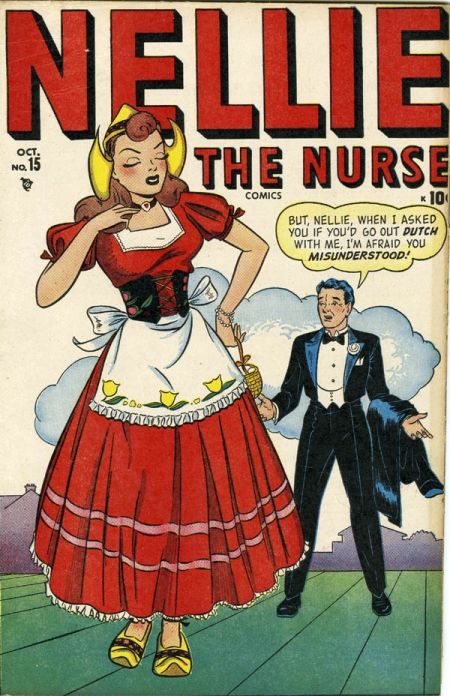 Nellie the Nurse 15 Cover Image