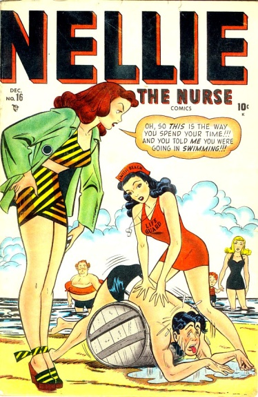 Nellie the Nurse 16 Cover Image