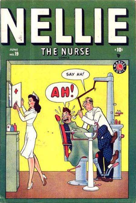 Nellie the Nurse 19 Cover Image