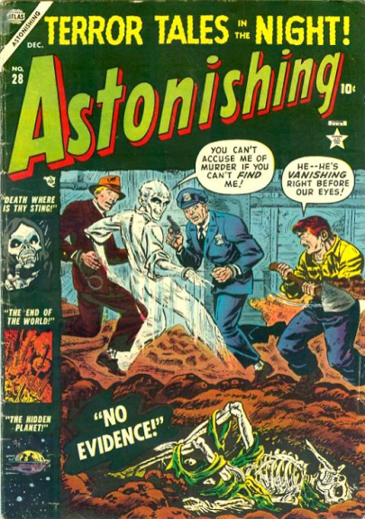 Astonishing 28 Cover Image