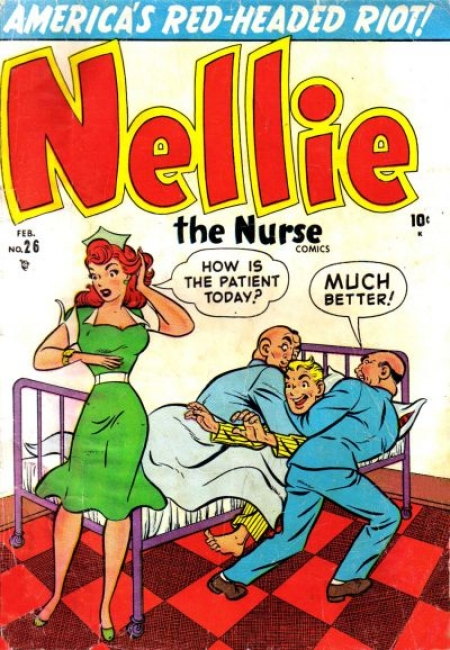 Nellie the Nurse 26 Cover Image