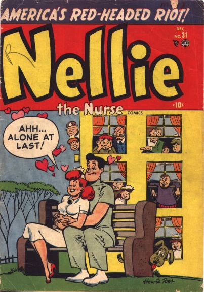 Nellie the Nurse 31 Cover Image