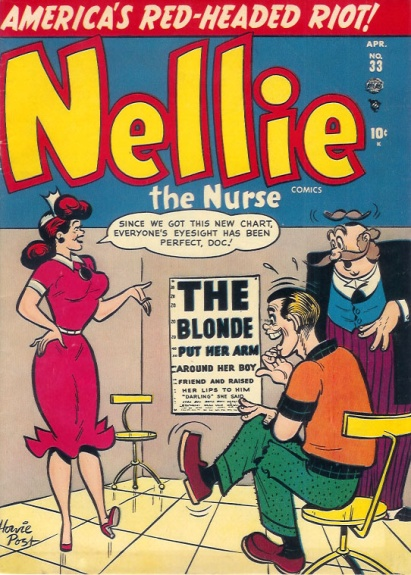 Nellie the Nurse 33 Cover Image