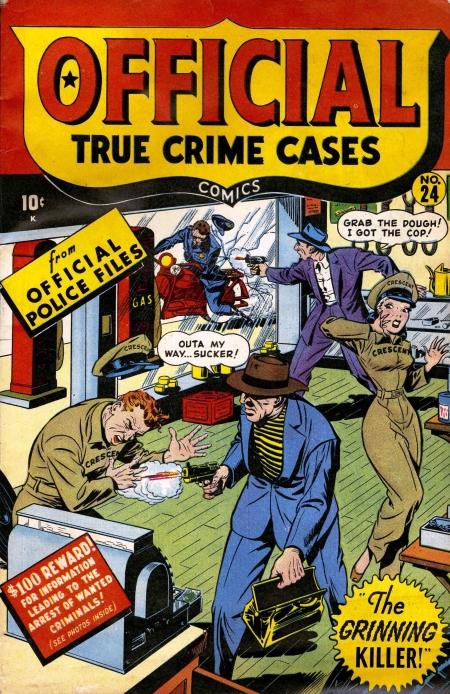 Official True Crime Cases 24 Cover Image