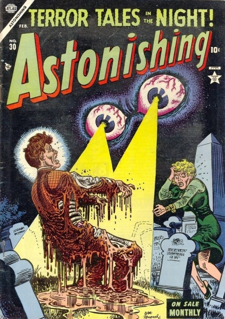 Astonishing 30 Cover Image
