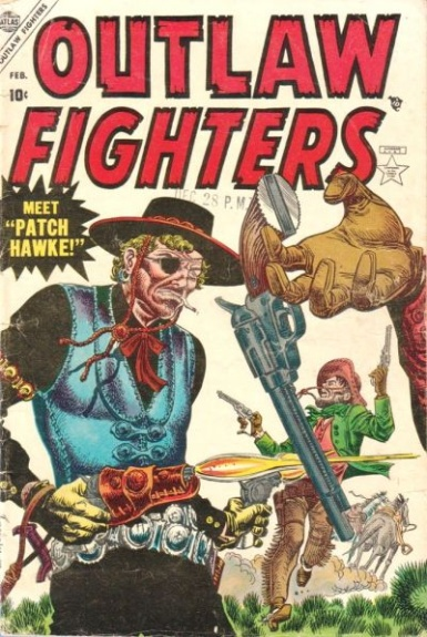 Outlaw Fighters 4 Cover Image