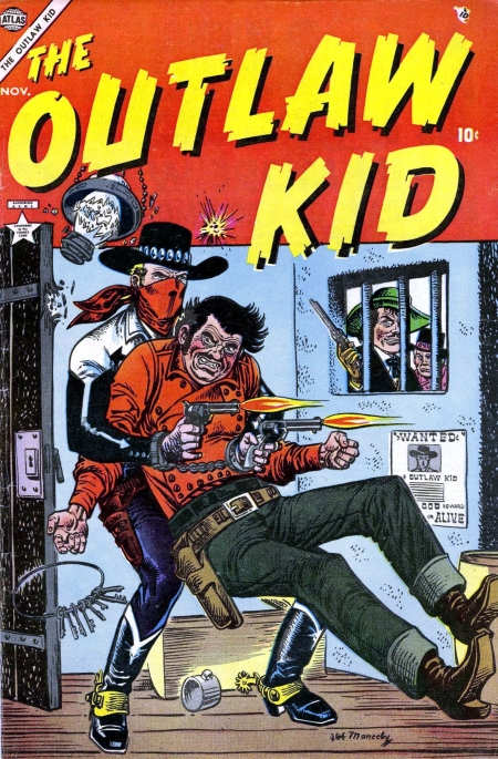 The Outlaw Kid 2 Cover Image