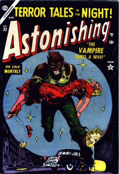 Astonishing 32 Cover Image