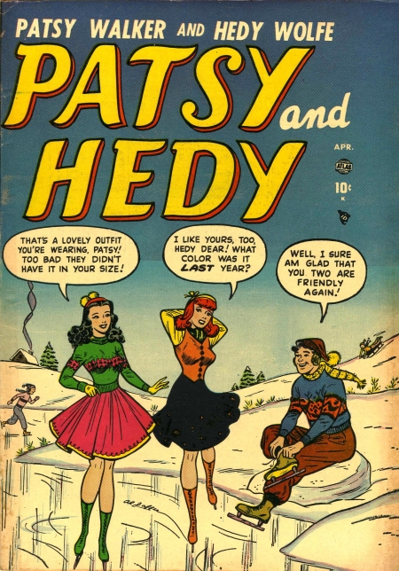 Patsy and Hedy 2 Cover Image