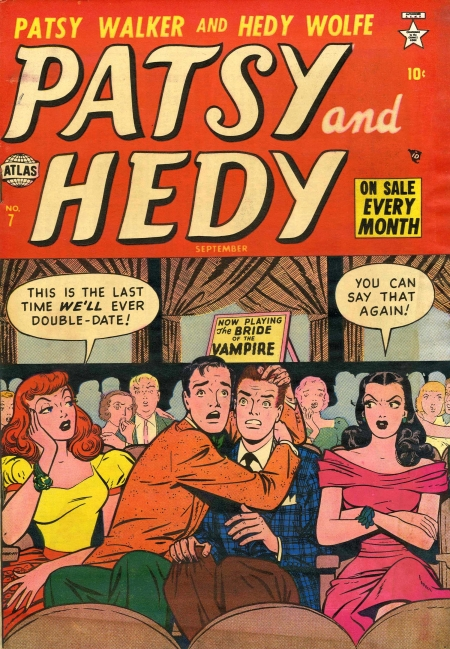 Patsy and Hedy 7 Cover Image