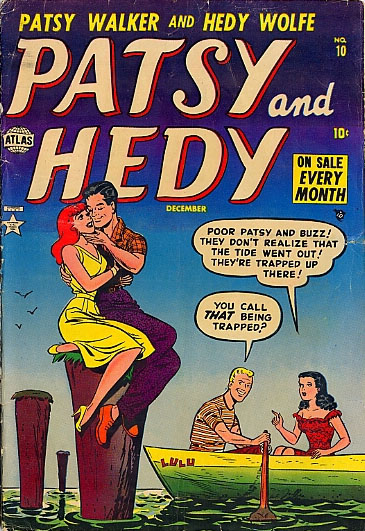 Patsy and Hedy 10 Cover Image