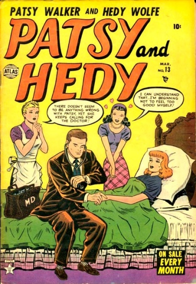 Patsy and Hedy 13 Cover Image