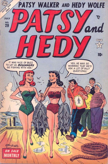 Patsy and Hedy 29 Cover Image