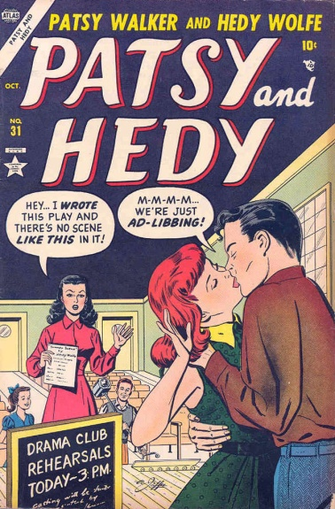 Patsy and Hedy 31 Cover Image