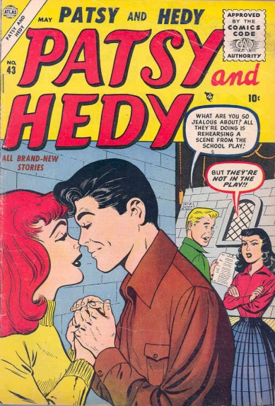 Patsy and Hedy 43 Cover Image