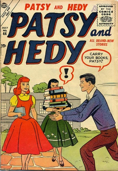 Patsy and Hedy 44 Cover Image