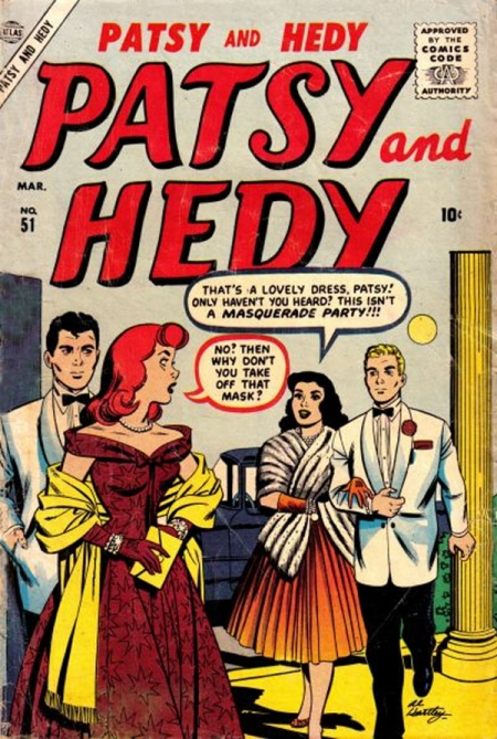 Patsy and Hedy 51 Cover Image