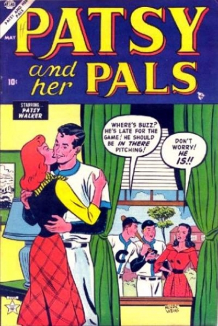 Patsy and Her Pals 1 Cover Image