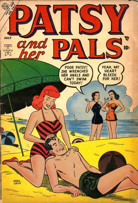 Patsy and Her Pals 2 Cover Image