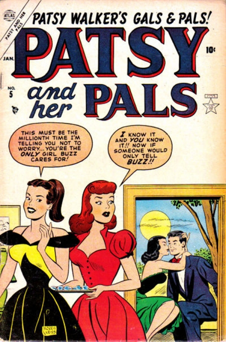 Patsy and Her Pals 5 Cover Image