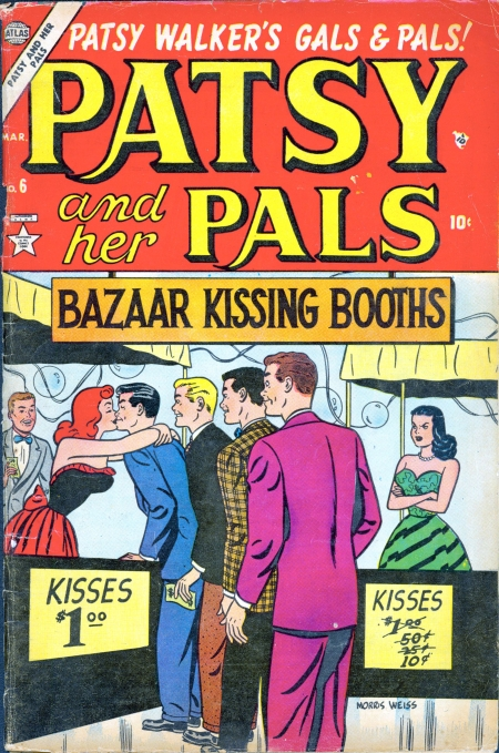 Patsy and Her Pals 6 Cover Image