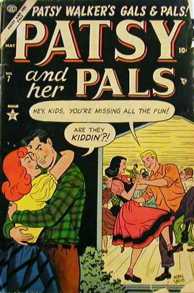 Patsy and Her Pals 7 Cover Image