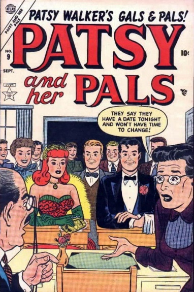 Patsy and Her Pals 9 Cover Image