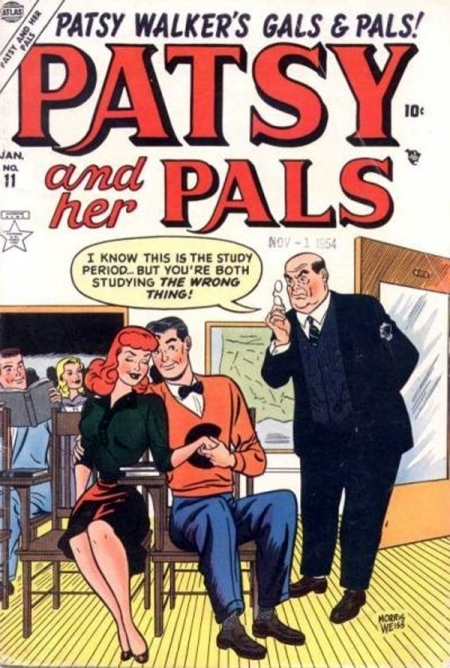 Patsy and Her Pals 11 Cover Image