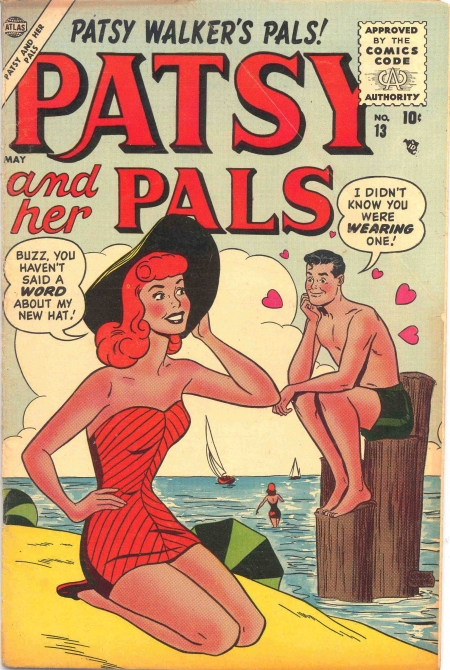 Patsy and Her Pals 13 Cover Image