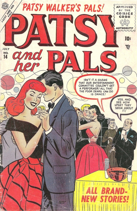 Patsy and Her Pals 14 Cover Image