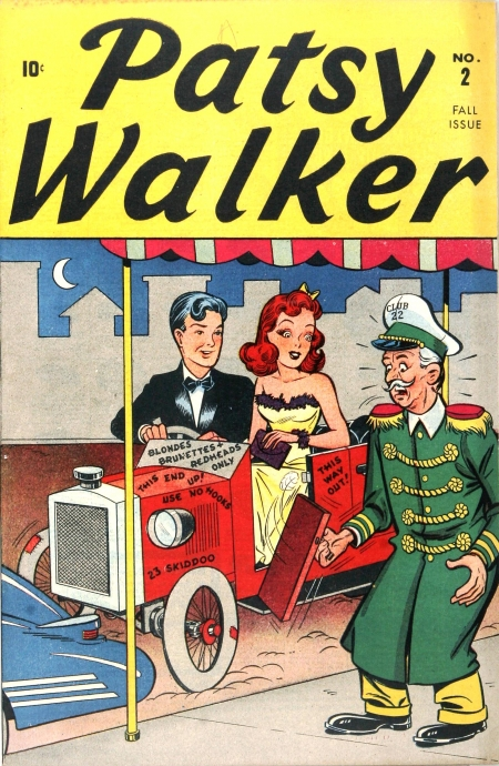 Patsy Walker 2 Cover Image