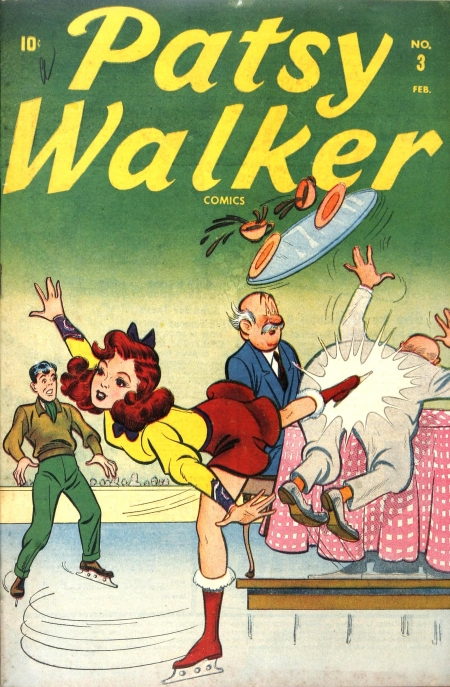 Patsy Walker 3 Cover Image