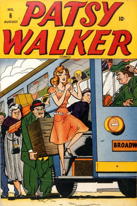 Patsy Walker 6 Cover Image