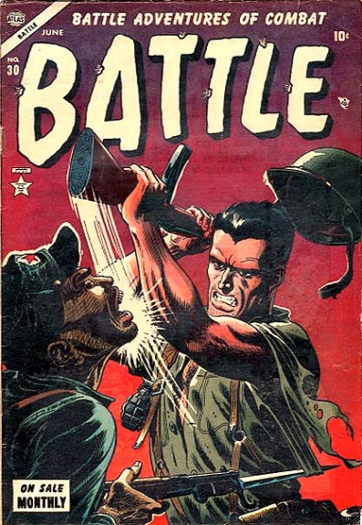 Battle 30 Cover Image