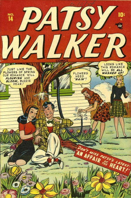 Patsy Walker 14 Cover Image
