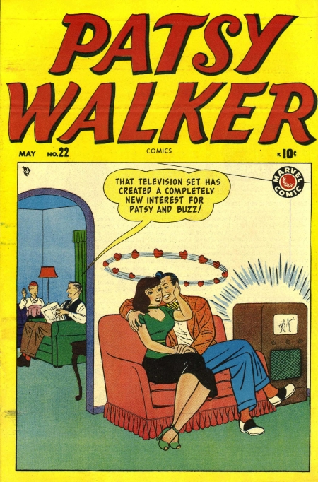 Patsy Walker 22 Cover Image