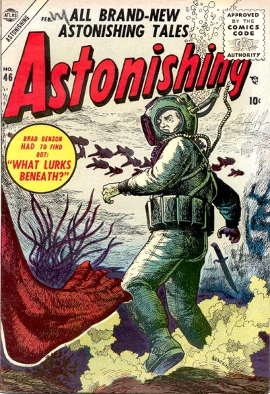 Astonishing 46 Cover Image