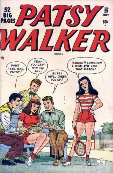 Patsy Walker 29 Cover Image