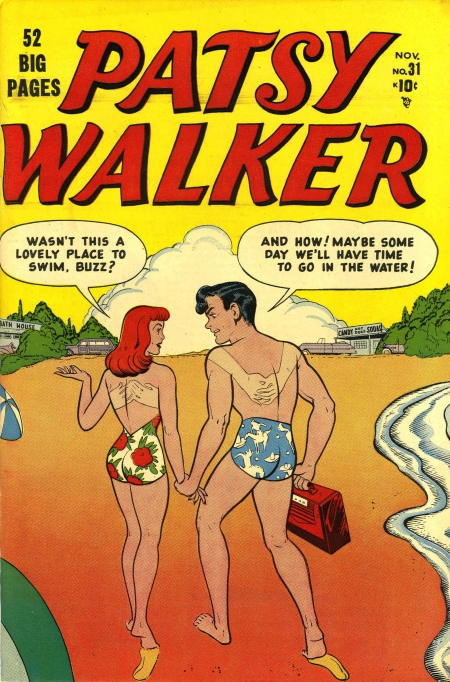 Patsy Walker 31 Cover Image