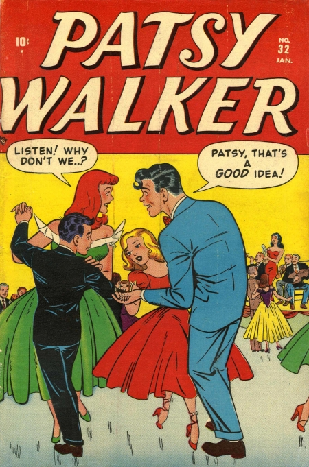 Patsy Walker 32 Cover Image