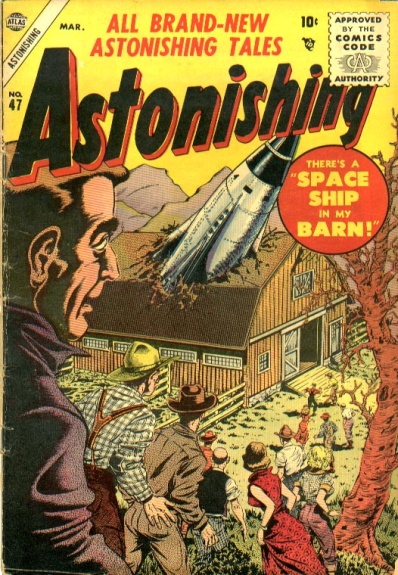 Astonishing 47 Cover Image