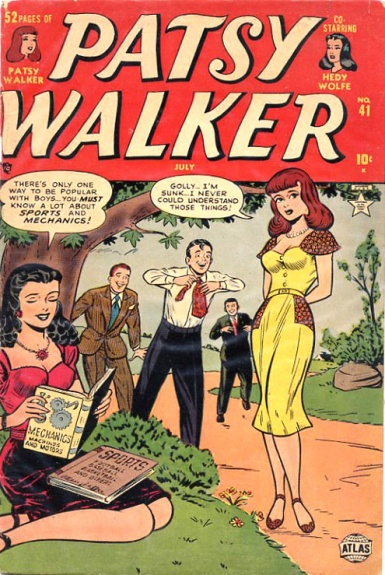 Patsy Walker 41 Cover Image