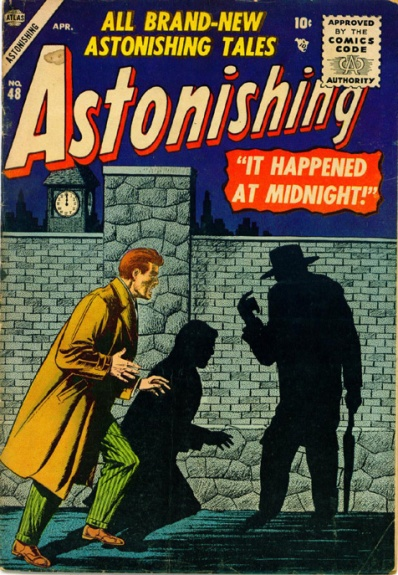 Astonishing 48 Cover Image