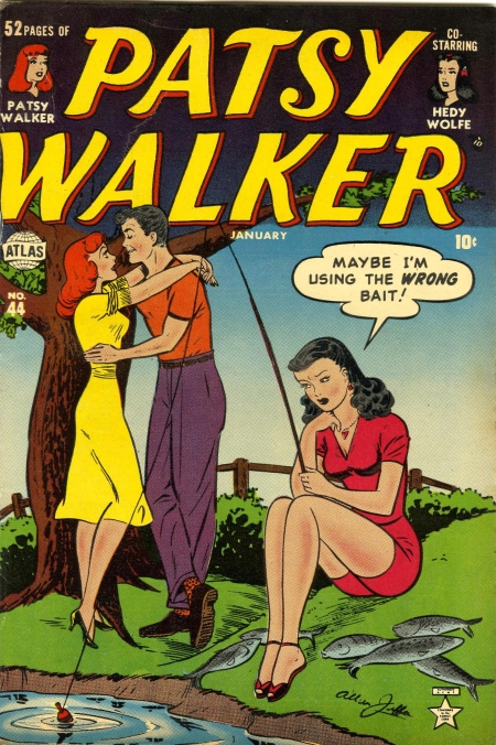 Patsy Walker 44 Cover Image
