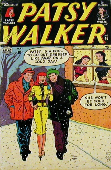 Patsy Walker 46 Cover Image