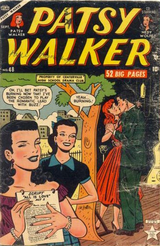 Patsy Walker 48 Cover Image