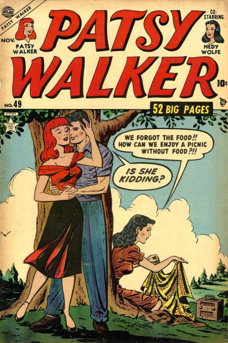 Patsy Walker 49 Cover Image